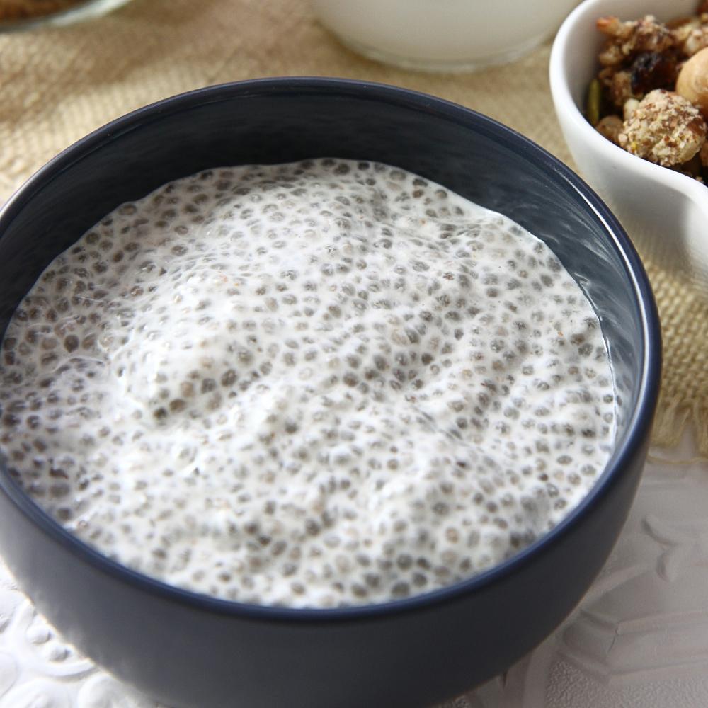 1 chai seed porridge