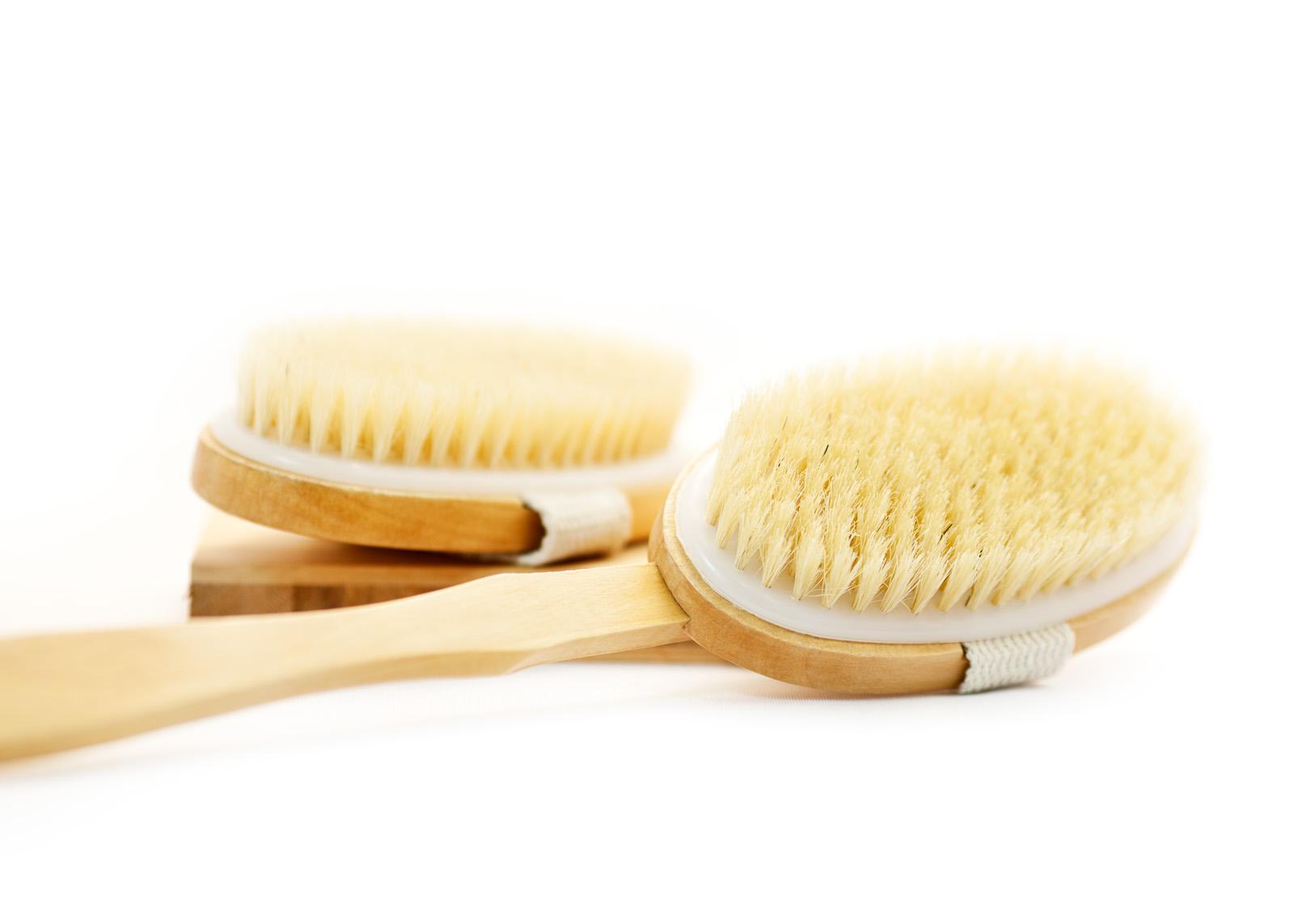 5 dry brushing