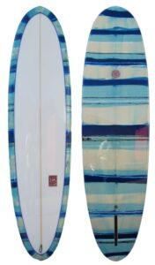 Magic carpet surfboard