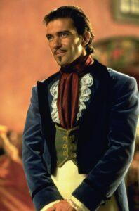 Antonio Banderas as The Zorro