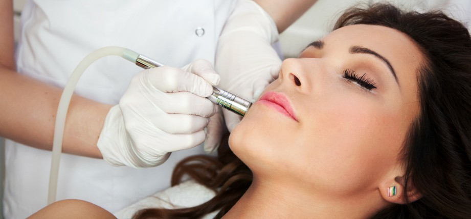 Microdermabrasion treatments are perfect for summer skin