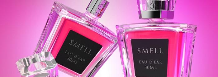 Perfume and skin health