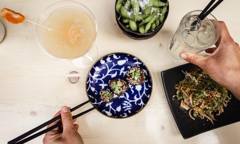 Sansai Nutrition: Healthy Japanese Diet