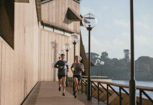 Couple jogging | Libido