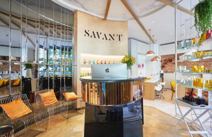 salon savant clinic london