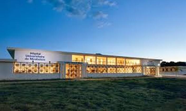 Solar Powered Hospital Shines Ray of Light on Haiti